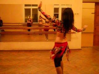 Танец для 2-го курса обучения