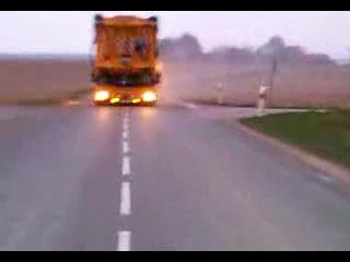 Вот Машина достойная уважения на дороге