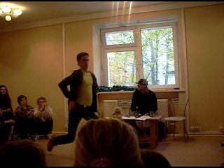 ELECTROSHOCK ϟ TOM 1 demo de jury Le Fixxx'e