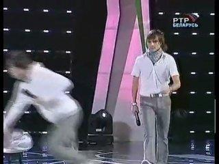 КВН-2009. Приветствие 1-8 Первая лига - Сб. СФУ (Красноярск)