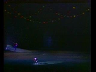 На катке [целиком, 1980 г.] Ансамбль народного танца СССР И.Моисеева