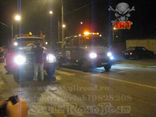 (1114) - SkullRoadTeam 25.09.2010 - Поливалка vs Эвакуатор