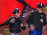 СОК (Самара) - Переименование милицию в полицию (ПРИКОЛ ИЗ КВН! ЛЕТНИЙ КУБОК 2012)