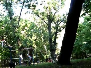 Сальто от дерева Луганск by alexandr_001ukr@yahoo.com