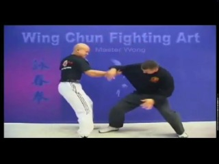 Вин Чун Искусство Боя Мастера Вонга