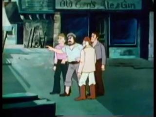 20 000 льё под водой / 20,000 Leagues Under The Sea (США, 1973), студия Hanna-Barbera