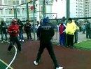 Миша(джоуджицу) vs. Нияз(вольная борьба)