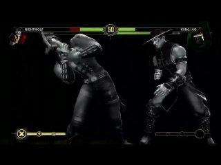 Моrtal Kombat на Xbox 360 и PS 3