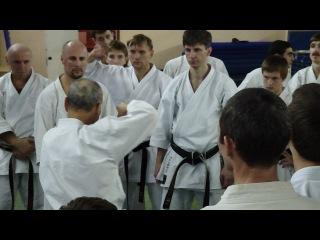 Абэ Кейго - семинар в СПб 4