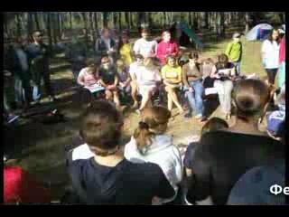 Християнська молодь у Зінькові
