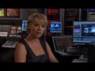 Звездные врата: ЗВ-1 8 сезон 11 серия - Близнец