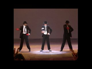 Michael Jackson - Dangerous Dance Break (MTV Video Music Awards 1995)