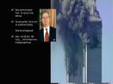 11 сентября 2001. Видеозвонок Кевин Косгроув на 105 этаже Южной Башни