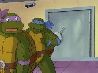 Черепашки-Ниндзя (6 сезон 3 серия 1987-1996)