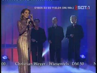 Sandra - Forever (Stars 2001 - Die Aidsgala, SAT 1, 02.12.2001) Germany