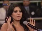 Haifa Wehbe Crying about her daughter Zineb