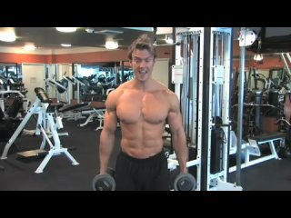 Personal training tips with rob riches: shoulders
