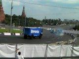 """Bavaria Moscow City Racing 2010 (грузовики из """"Ралли Париж-Дакар"""")"""