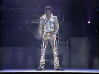 Michael jackson and his sexy gold pants(: