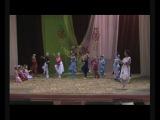 Народный ансамбль индийского танца АНГИКА - индийский эстрадный (кино) танец