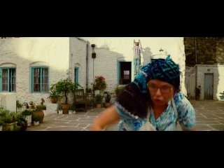 Mamma Mia! - Dancing Queen и,конечно, великолепная Meryl Streep))