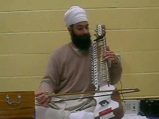Ustaad Ranbir Singh Ji - Raag Sarang (Alaap and Bandish)