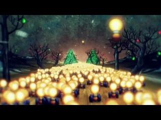 Замечательный клип на песню Джорджа Майкла - Песня Декабря или Я мечтаю о Рождестве