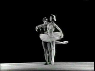 (мгндня) Рудольф Нуриев и Марго Фонтейн.Адажио из