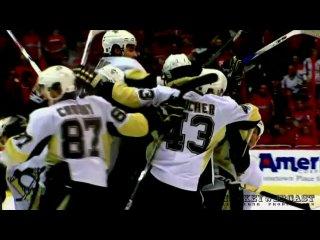 Питтсбург-Детройт финал 2009(Игра 1)