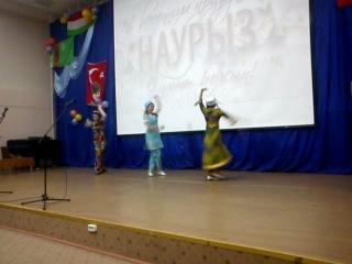 Навруз 2011 в РУДН Узбекистан