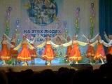 Народный коллектив ансамбль танца
