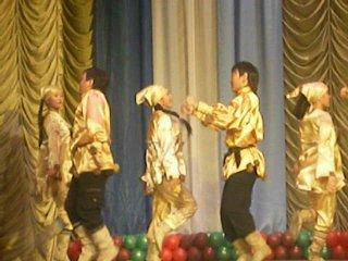 детский хореографический ансамбль