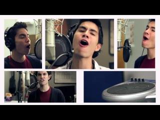 Sam Tsui & Kurt Schneider Taio Cruz - Dynamite Emenem feat Rianna - I Love The Way You Lie Katty Perry - Teenage Dream