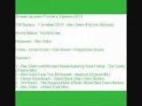 Лучшие ди-джеи России и Украины 2010 - 139 - 1 октября 2010 - Alex Oskin (Россия, Москва) - Vocalist Day - Alex Oskin