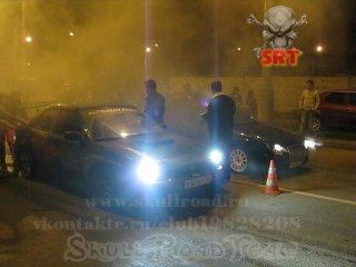 (1314) - SkullRoadTeam 25.09.2010 - ВАЗ 2112 vs Subaru