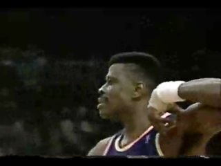 Chicago Bulls vs NY Knicks 1992 Game 2 part 10