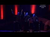 01. DJ Tiesto Feat Blue Man Group - Dance 4 life (live @ TMF Awards NL) 2006