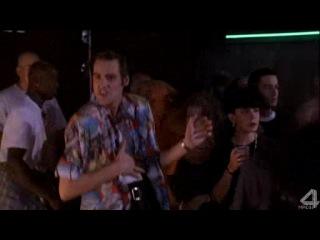 Джим Керри на дискотеке [Эйс Вентура - Розыск домашних животных] 1993