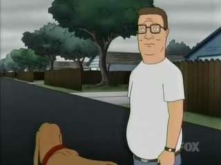 King of the Hill S12x10 Doggone Crazy