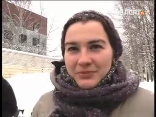 Даря Каткоўская пра дапамогу пацярпелым за Плошчу ()