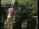 Запуск трактора с помощью пиропатрона