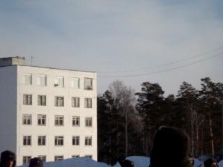 Присяга ЗАТО Сибирский РВСН 19.12.2010г.