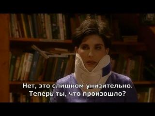 Black Books - 1x04 [rus sub] The Blackout