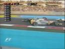 Формула-1. Авария Шумахера и Лиуцци - Абу-Даби 2010