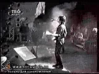 Виктор Цой 10 лет со дня гибели. кадры с последнего концерта в Лужниках