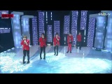 110624 MTV The Show  B1A4 - Only learned bad things Live