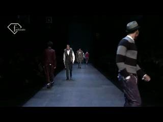 Dolce & Gabbana Men - Fall 2011 - Milan Men's Fashion Week - fashiontv FTV.com