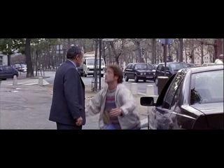 отрывок из худ.фильма «Прекрасная зеленая | La belle verte» (1996)