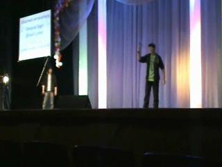 Выступление Дк Химик-Цулая Давид Кауз Слава (29.04.2011)