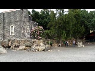Галилейское море или Тивериадское озеро (озеро Кине́рет)